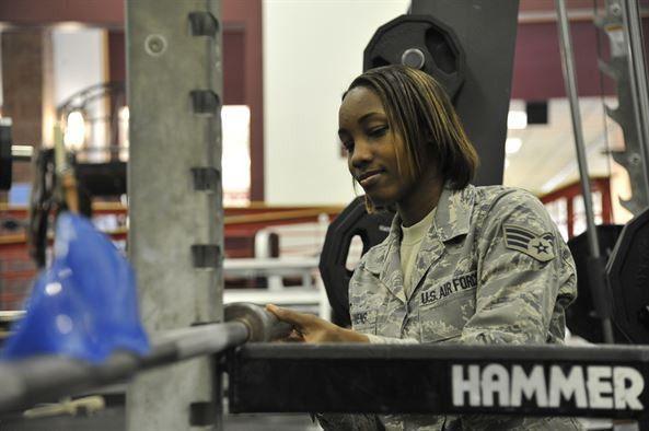 Good health means good morale! > Whiteman Air Force Base > Display