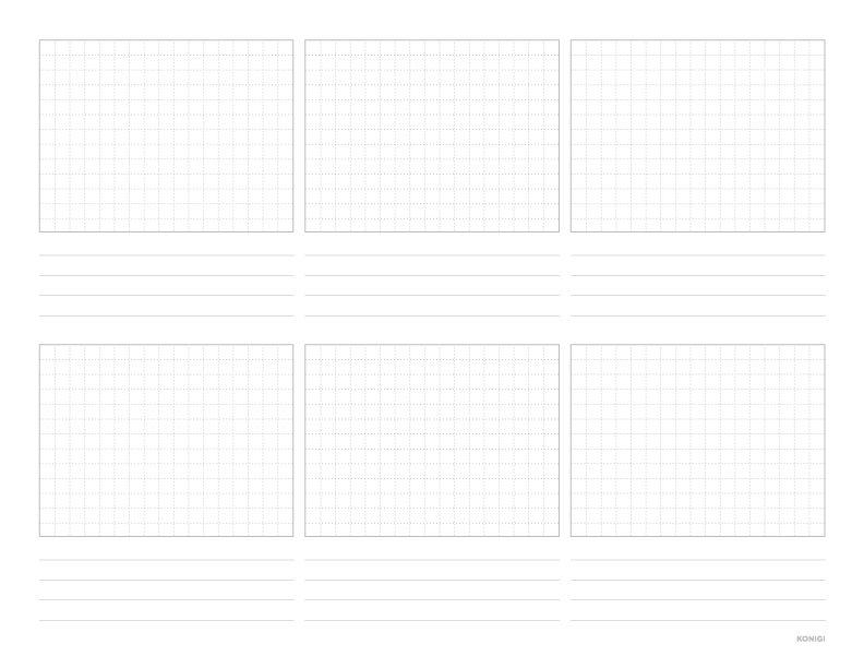 Graph Paper – KONIGI
