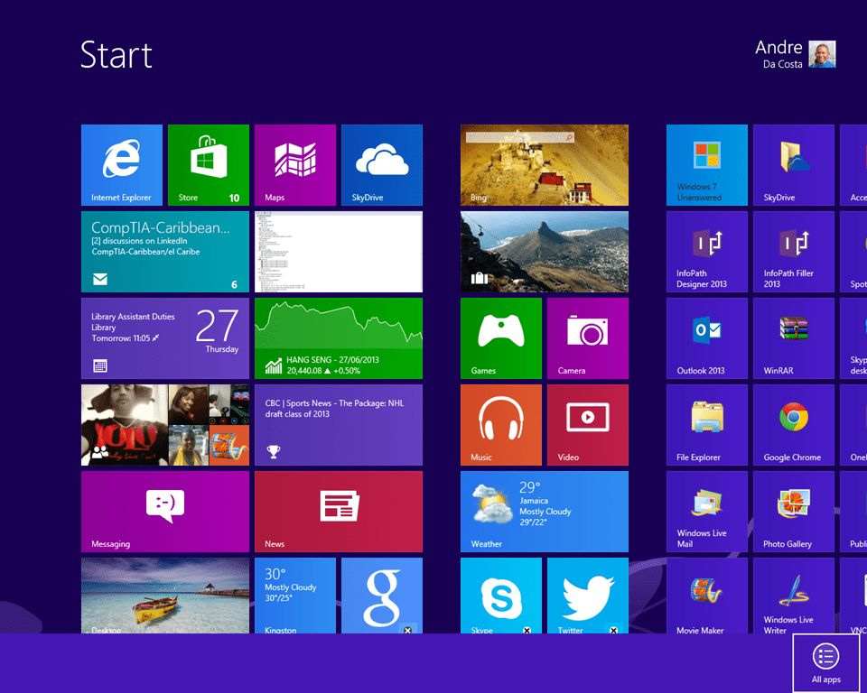 How to find all your Microsoft Office apps and other programs in ...