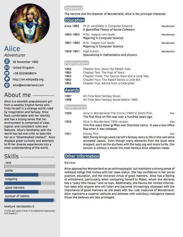 Curriculum Vitae : Latest Resume Format For Freshers Data Entry ...