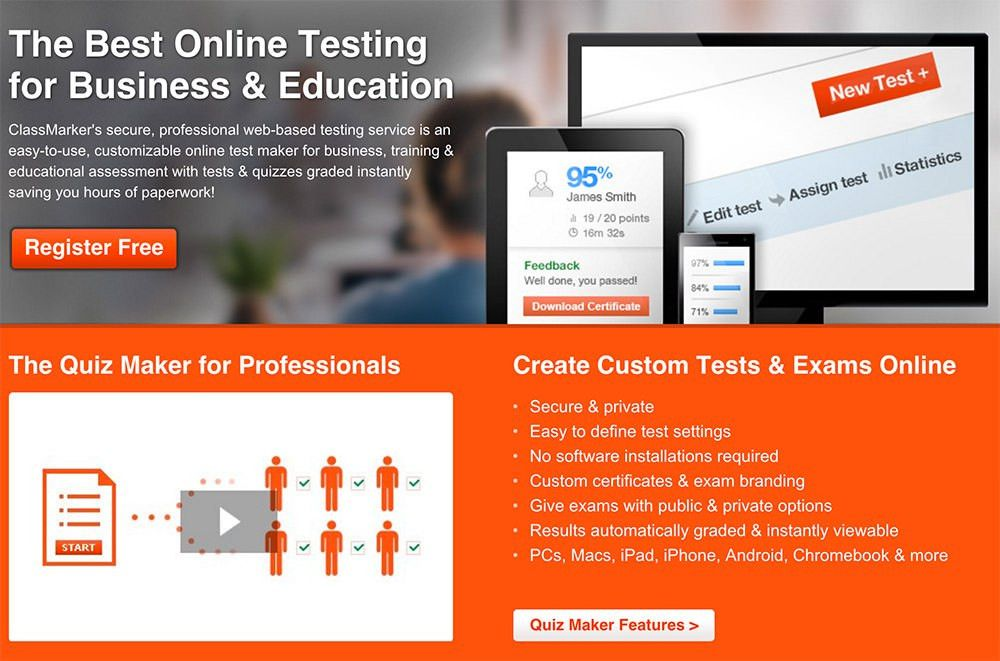 30 Tools to Create Online Quizzes, Polls & Surveys – Best of ...