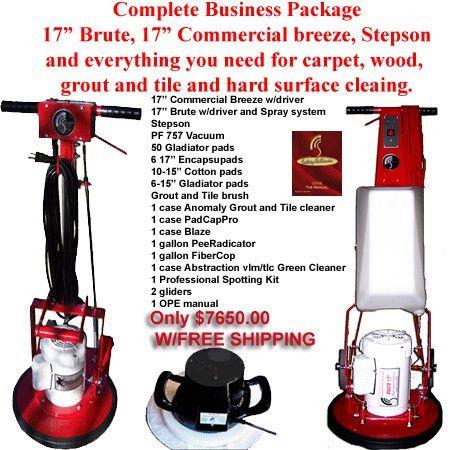 Carpet Cleaning Business Equipment - Carpet Vidalondon