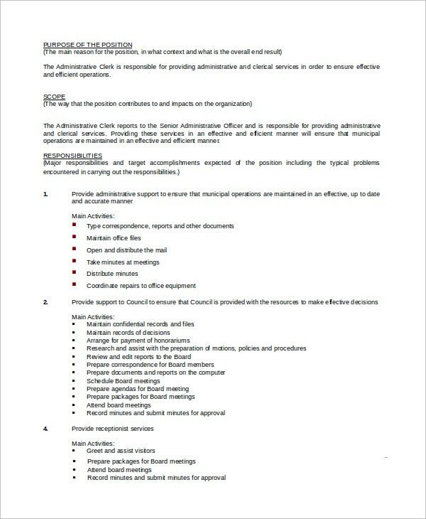 Resume Formats Examples. Executive Assistant Resume Format Example ...