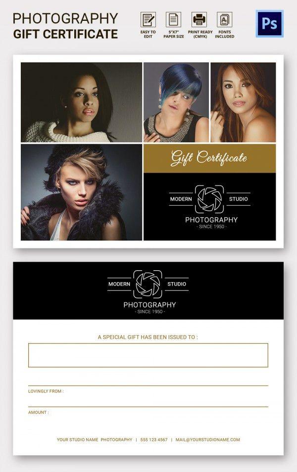 Fitness Gift Certificate Template - Contegri.com