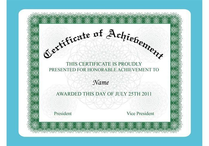Certificate Frame Free Vector Art - (4602 Free Downloads)