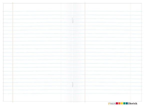 Free Notepad Template for (service design) Research Kits : 31Volts ...