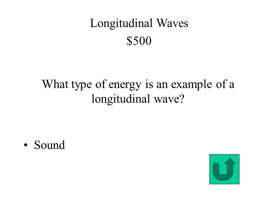 Waves Wave Interactions Transverse waves Longitudinal waves $100 ...