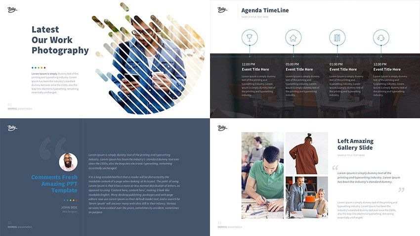 Best New Presentation Templates of 2016 (PowerPoint, Keynote ...