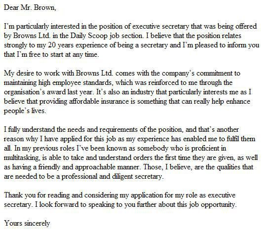 Here is an example of a good cover letter example. #resume ...