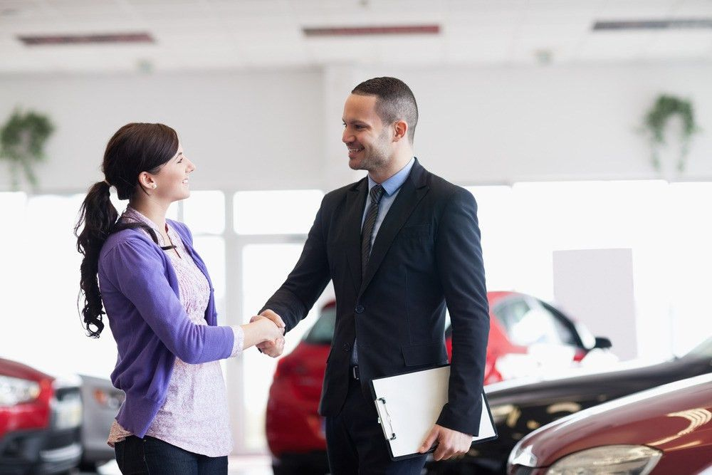 Annual Car Sales Forecast Rises on Strength of October Sales ...