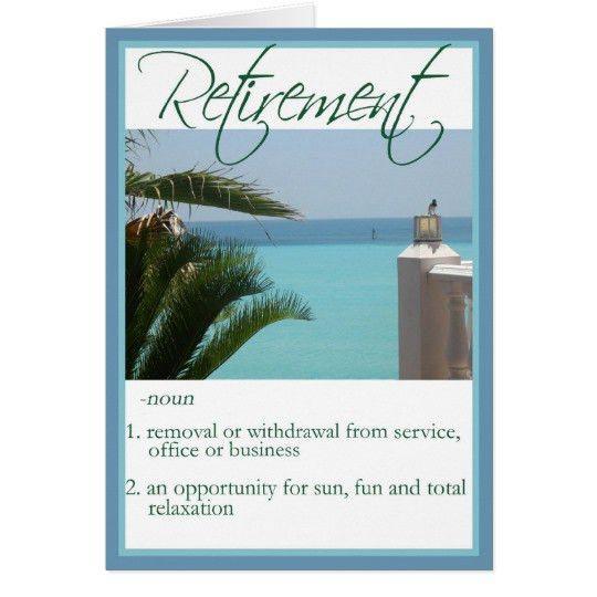Diva's Congratulations on Your Retirement Card   Zazzle.com