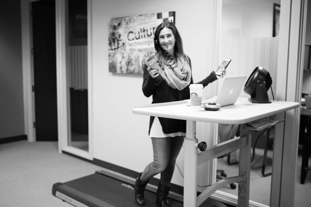 Senior Staffing Consultant... - Culturefit Office Photo ...