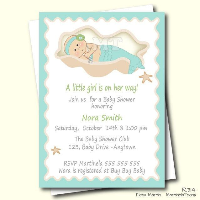 Baby Shower Invitations Wording | christmanista.com