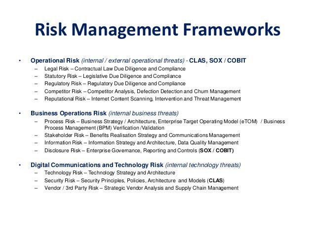 Enterprise Risk Management 2015 PDF