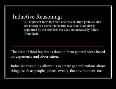 CriticalThinking-MC205 - Inductive & Deductive