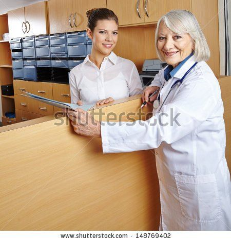 Hospital Administrator Stock Images, Royalty-Free Images & Vectors ...