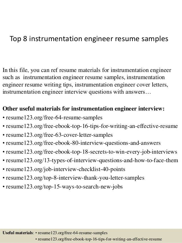 Download Certified Systems Engineer Sample Resume ...