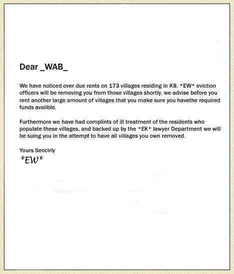 Resignation Letter Format: Community Disrupting Resignation Letter ...
