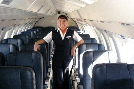 REX Regional Express Flight Attendant Positions - Perth Australia ...