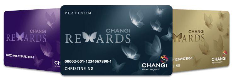 Changi Rewards - Introducing the Changi Rewards Card