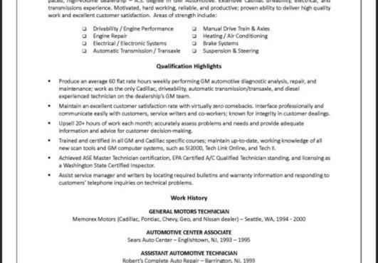 blue collar resume samples sample resume written to land a blue