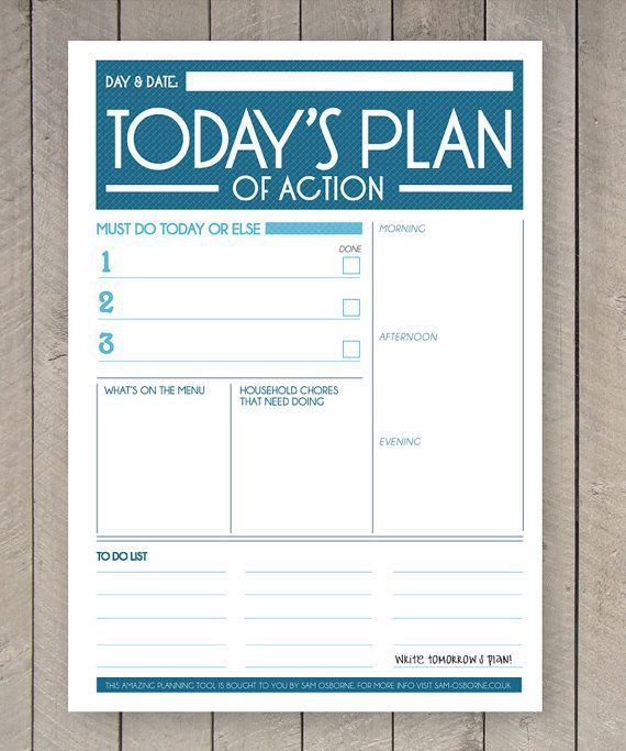 10 Best Images of Printable Weekly Planner To Do List Work ...