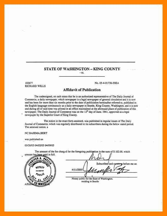 Affidavit Forms. Affidavit Forms Rogelio Montealto (Part 4) Graft ...