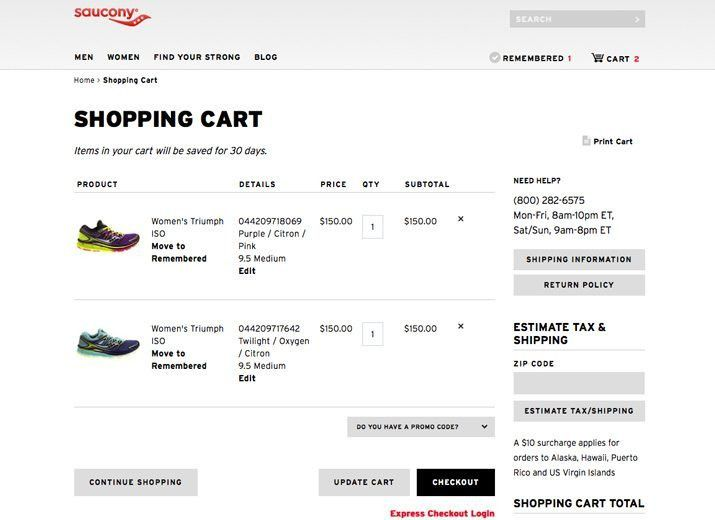 7 Tips for Designing a Better Checkout Page   Design Shack