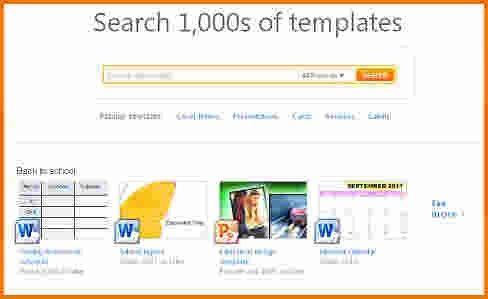5 microsoft office online templates   Divorce Document