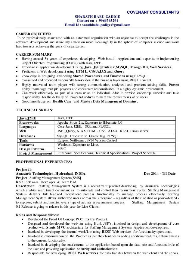 11 executive resume. fascinating sap team lead resume 61 for your ...