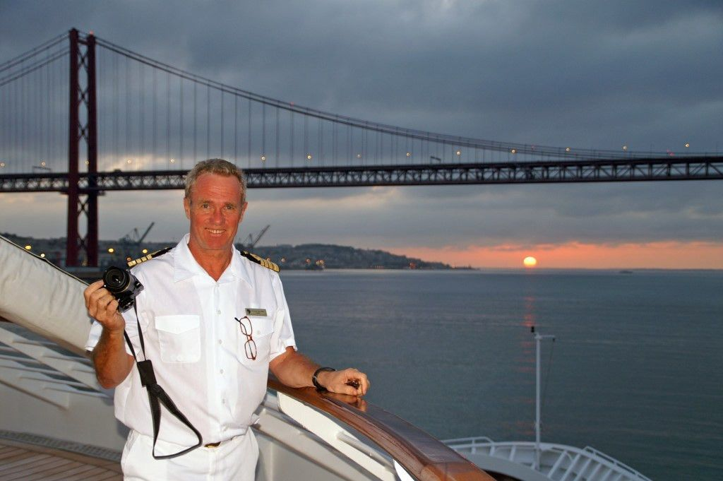 Meet Captain G-A -- Cruise ship Captain and Photographer (what a ...