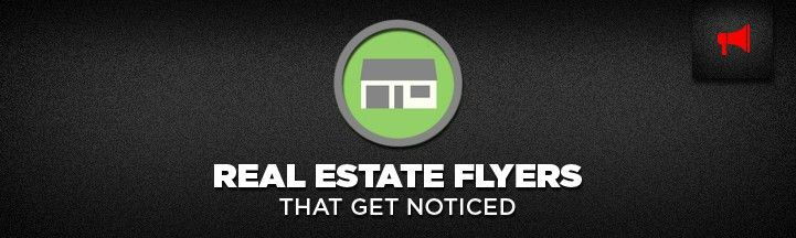 Create Effective Real Estate Flyers for your Real Estate Marketing ...