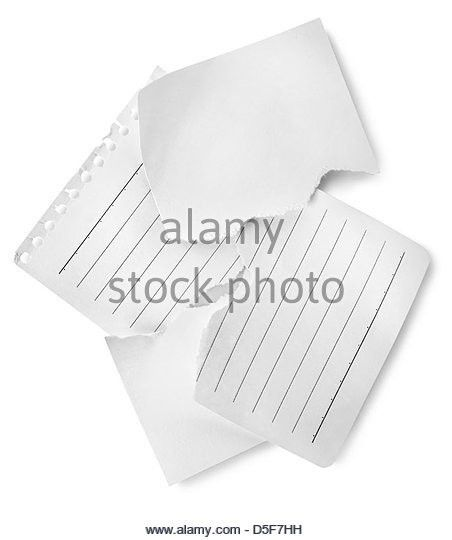 Lined Papers Stock Photos & Lined Papers Stock Images - Alamy