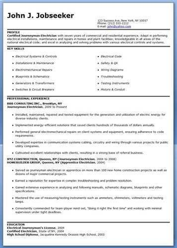Millwright Resume Objective