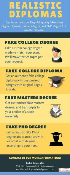 The particular comparison graph of online fake degrees with fake ...