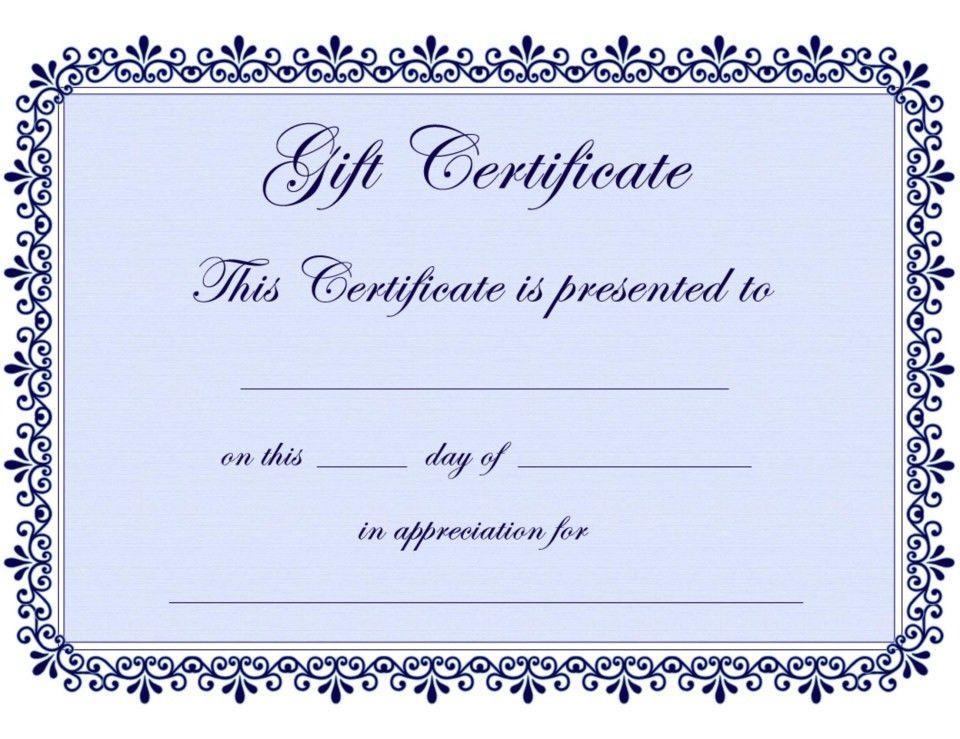 Award Certificate Template Word 2003 | Mytemplate.co