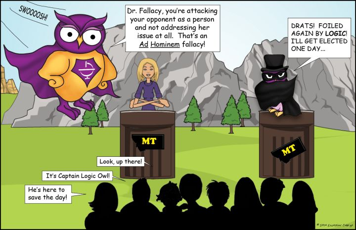 Ad Hominem Fallacy - Excelsior College OWL