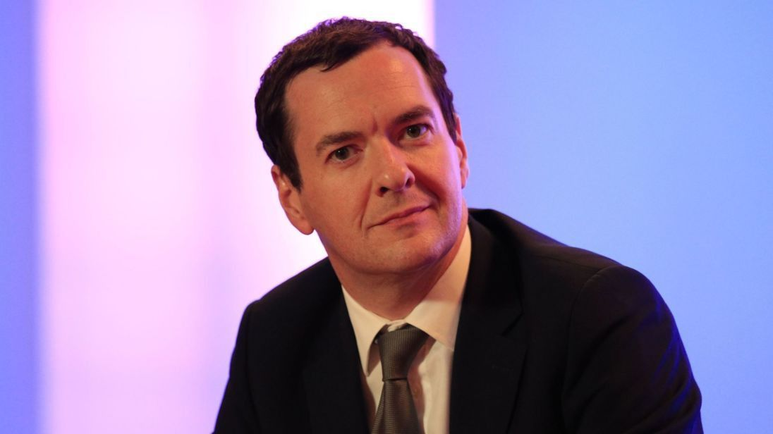 George Osborne may have broken rules over Evening Standard editor job