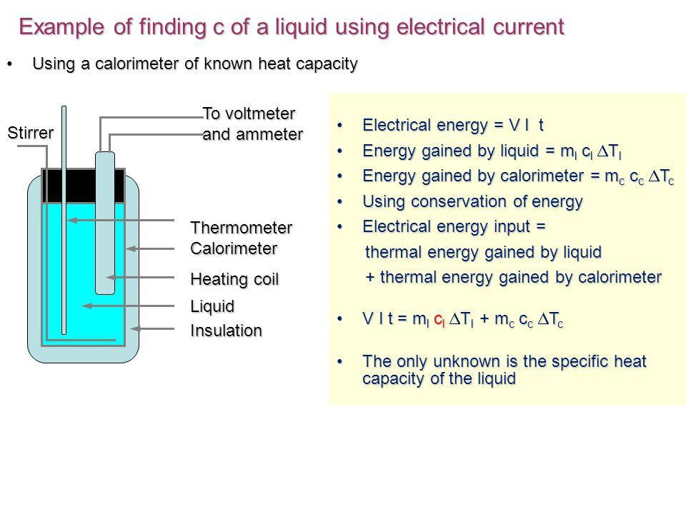 Topic 3.1 Thermal Concepts - ppt download