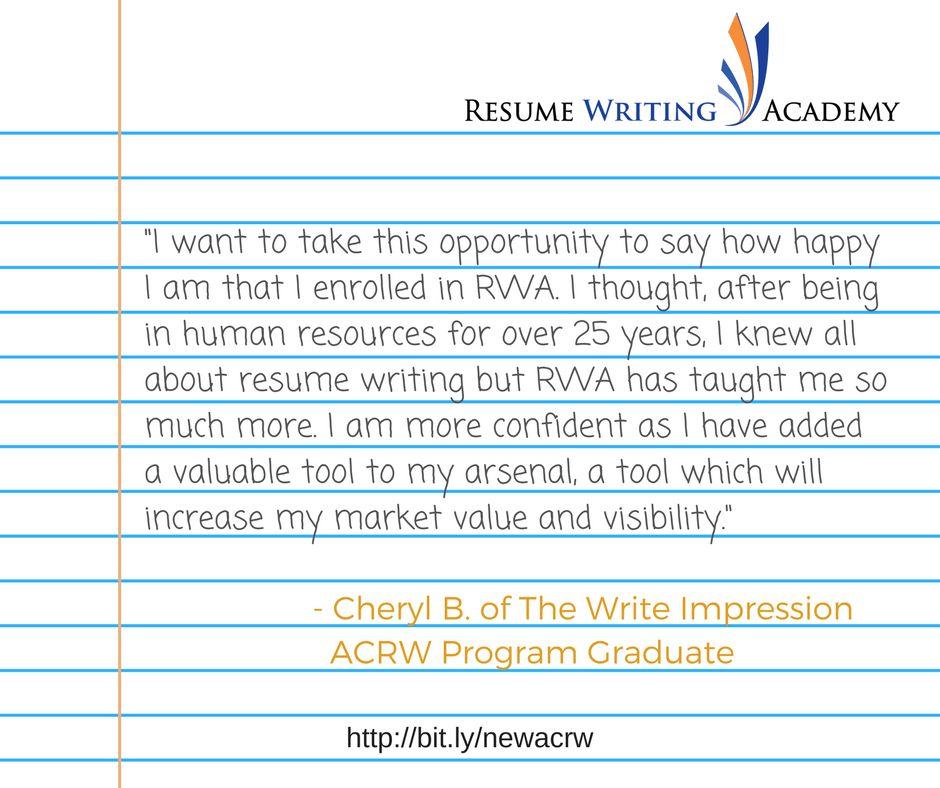 Resume Writing Academy - Home