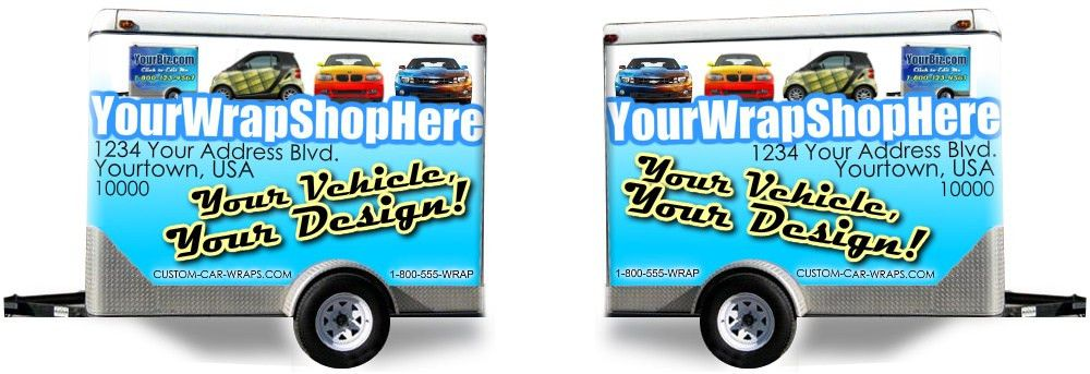 Template Vehicle Wraps - Browse Template Vehicle Wraps - Custom ...