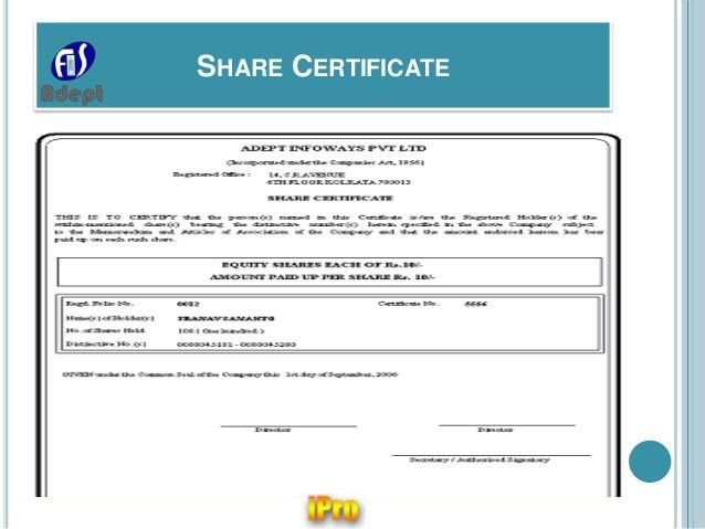 iPro - Software for Company Statutory e-forms & Registers.