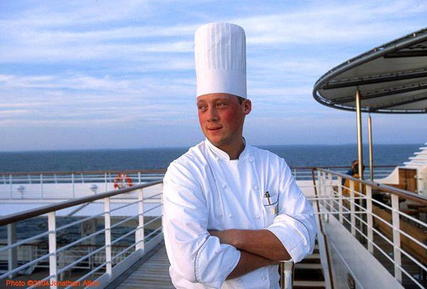 Chef Lehmann: Sea Food: Cruise Ships: Maritime & Marine Photography