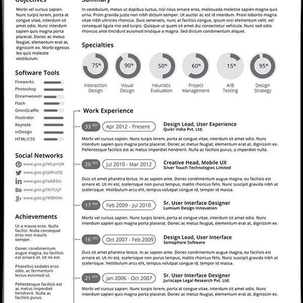 100+ Automated Resume Builder - Free Resume Maker And Download ...
