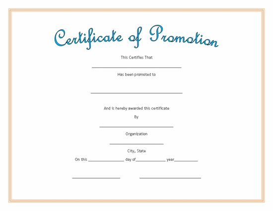 Impressive Business Award Certificate Template Example for ...
