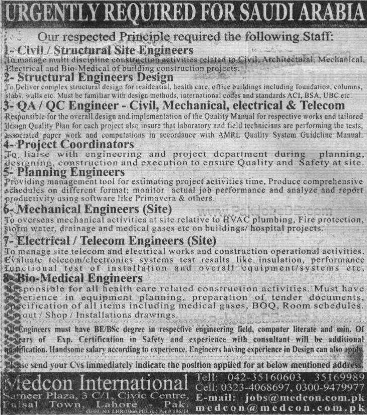 Planning Engineer Archives - Jhang Jobs