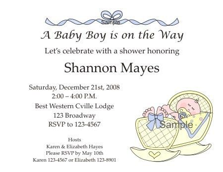 Baby Shower Invitation | Graphics and Templates