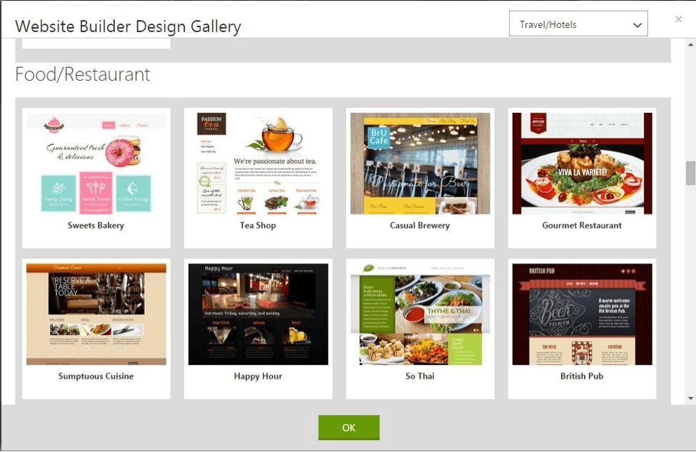 GoDaddy Website Builder Review - Site Builder Awards