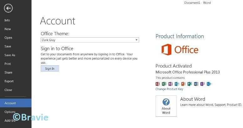 Microsoft Office Professional Plus 2013 Crack ,Product key Download