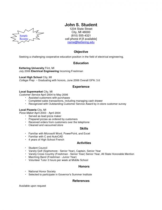 Online Resume Maker For Freshers. resumemaker com write a better ...